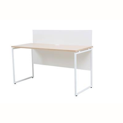 โต๊ะทำงาน Top โอ๊คอ่อน เฟอร์ราเดค ML1260W+PS120