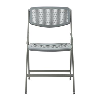 เก้าอี้พับอเนกประสงค์ เทา เฟอร์ราเดค EACHI