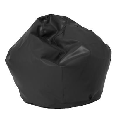 เก้าอี้บีนแบ็กทรงกลม ดำ ยัวร์สไตล์ ROUND-02-BK