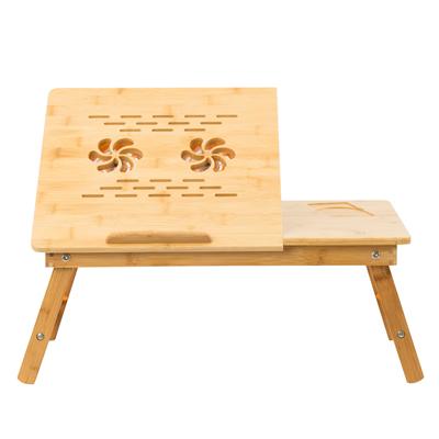 โต๊ะวางโน้คบุ๊ค บีช ร็อกวู๊ด RW1109