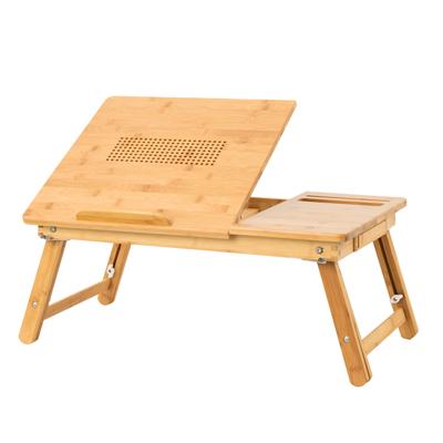 โต๊ะวางโน้คบุ๊ค บีช ร็อกวู๊ด RW1110