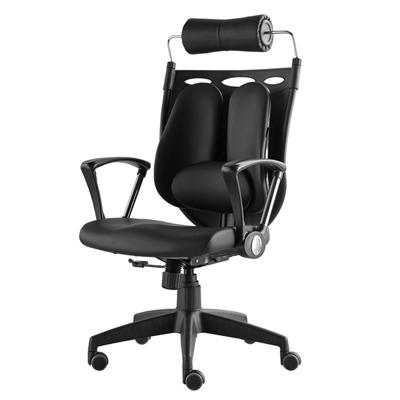 เก้าอี้เพื่อสุขภาพ ดำ เออร์โกเทรน Dual NL-05BPP