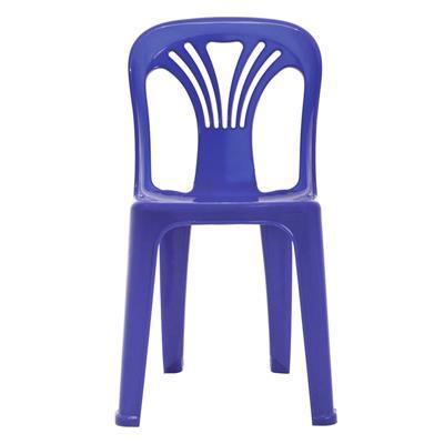 เก้าอี้พลาสติก น้ำเงิน เอเพ็กซ์