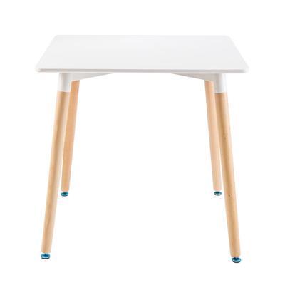 โต๊ะกลางเหลี่ยม ขาว เฟอร์ราเดค 6041-80