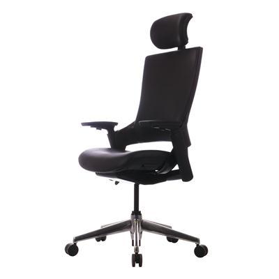เก้าอี้ผู้บริหาร สีดำ เอเลเมนซ์ EM-701EV