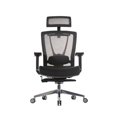 เก้าอี้ผู้บริหาร สีดำ เออร์โกเทรน ERGO-X-Black