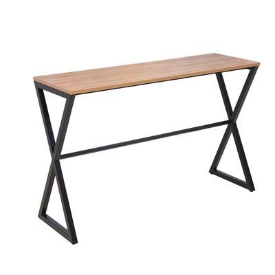 โต๊ะบาร์ คาปู ขาดำ เฟอร์ราเดค BAR1610BX