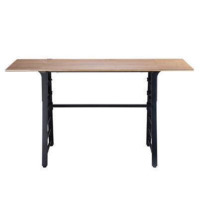 โต๊ะทำงานปรับระดับด้านข้าง บีช เฟอร์ราเดค A1609