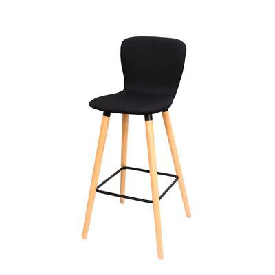 เก้าอี้บาร์อเนกประสงค์ สีดำ เฟอร์ราเดค Oarly