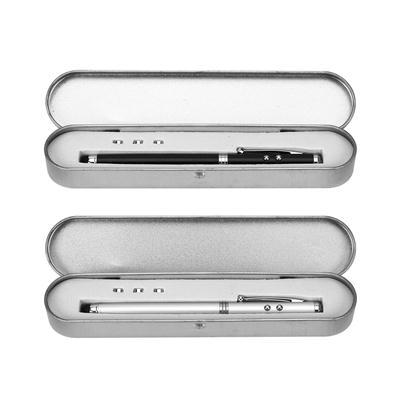 ปากกาเลเซอร์พ้อยเตอร์+สกรีน 1 สี 1 จุด Premium LS-131