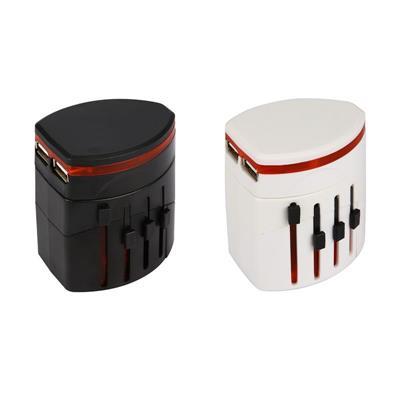 ปลั๊ก Univesal+สกรีน 1 สี 1 จุด Premium US-104