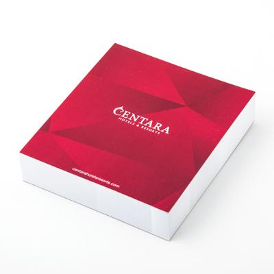กระดาษโน้ตก้อน 9x10 ซม. Premium Non-Seriese
