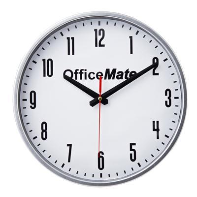 นาฬิกาแขวนผนัง 11 นิ้ว+พิมพ์ 1 สี Premium 8811