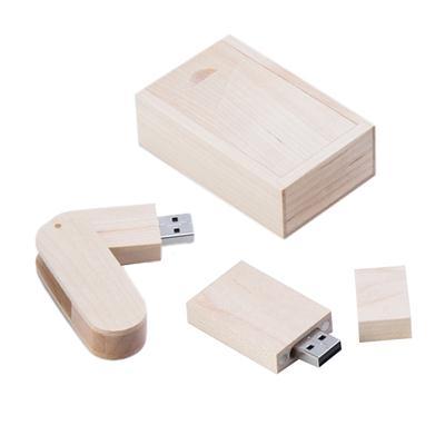 แฟลชไดร์ฟ 16GB+เลเซอร์โลโก้ Premium UW-06