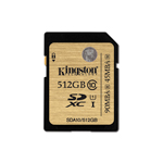 Kingston SDXC UHS-I Ultimate Class10 Memory Card 512 GB