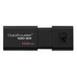 แฟลชไดร์ฟ Kingston Data Traveler DT100 G3 128GB Black