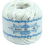 Boston White Twine 30 Strings 13 Yards